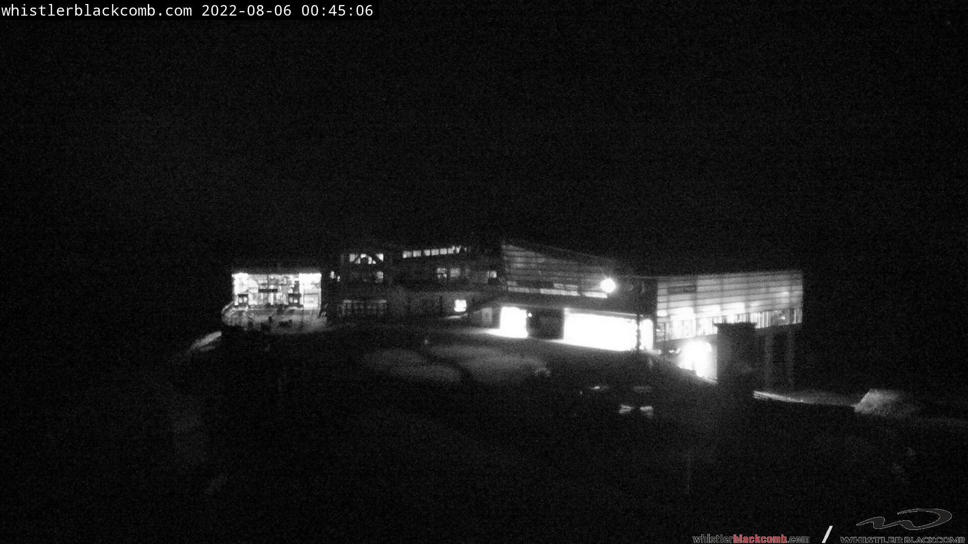 Whistler Cam - Roundhouse